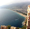 View to Alanya from Castle 2.jpg