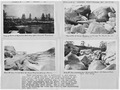 Views of part of boulder masses destroyed by state - NARA - 298814.tif