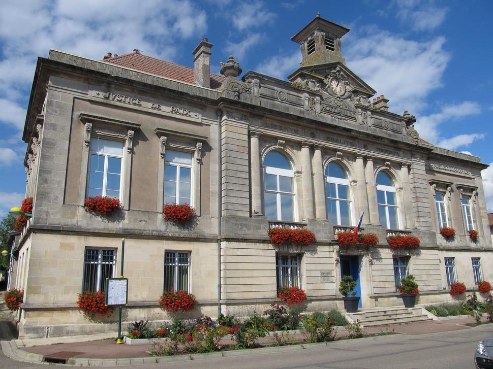Vigneulles-lès- hattonchâtel-mairie