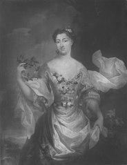 Portrait of Wilhelmine Charlotte (1695–1722)