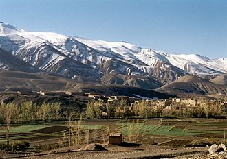 High Atlas - Village of the eastern High Atlas