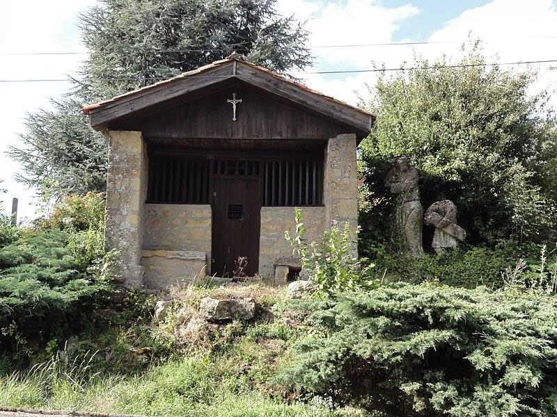 Ville-au-Montois (Meurthe-et-M.) chapelle