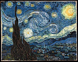 Vincent van Gogh Starry Night.jpg