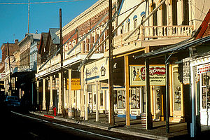 C Street Virginia City