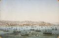 Vista de Lisboa, litografia colorida, século XIX.png