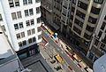 Vista del carrer de sant Vicent des de l'edifici Roca.JPG