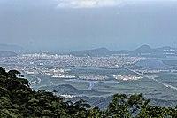 Vista parcial de Cubatão SP a partir da Serra do Mar.jpg