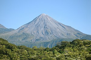 Volcán de Colima - Image: Volcan de Colima 2