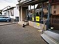 Volksbankfiliale und Bäckerei Weber Smart Shop in Tauberbischofsheim über der Tauberbrücke 2.jpg