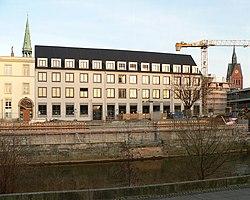 Volkshochschule Hannover Leineufer im Bau.jpg