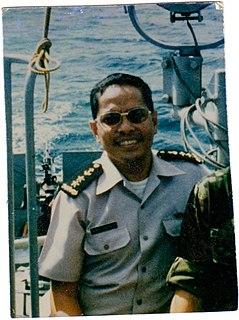 Vong Sarendy Khmer Republic admiral