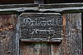 Vorderlanersbach-Gemais - Tafel Ortschaft Gemais am Bauernhaus beim Lippner.jpg