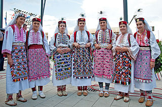 traditional dress of the various regions of Croatia