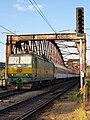 Vyšehradský most, lokomotiva 163.074.jpg