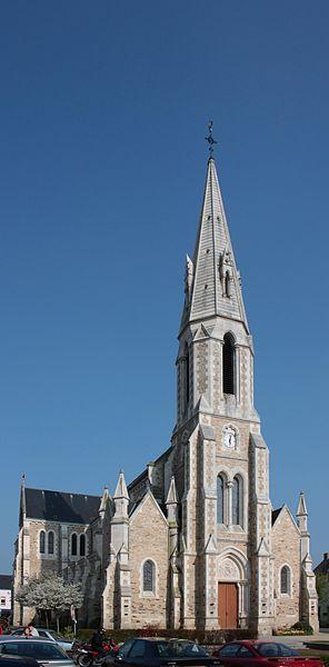 Église Immaculée Conception, Fr-56-Saint-Dolay.