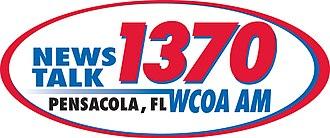 WCOA (AM) - Image: WCOA logo RGB