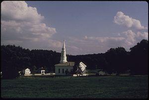 Bath Township, Summit County, Ohio - Hale Farm and Village in Bath