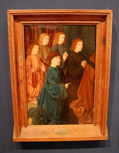 File:WLANL - adagio808 - Meester van Alkmaar, Vijf knielende figuren van een stichtersgroep (ca 1515).jpg