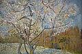 WLANL - arts of akki - De Roze Perzikboom, Vincent van Gogh, 1888, detail 2.jpg