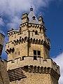 WLM14ES - Olite Palacio Real Torre de las Tres Coronas 00004 - .jpg