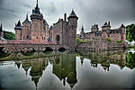 "WLM - Lumperjack - sightseeing in castle park ""De Haar"", (the castle).jpg"