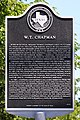 W T Chapman Historical Marker Dripping Springs.jpg