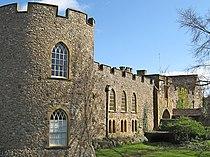 Walls of Taunton Castle - geograph.org.uk - 1235395.jpg