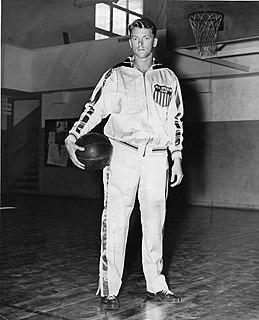 Walt Kirk American basketball player-coach