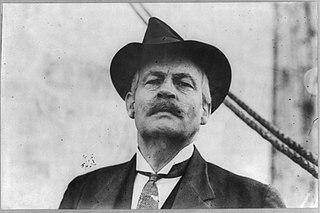 Walter Wellman American explorer