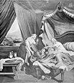 Wandschildering - Izaak zegent Jacob - Stavoren - 20204891 - RCE.jpg