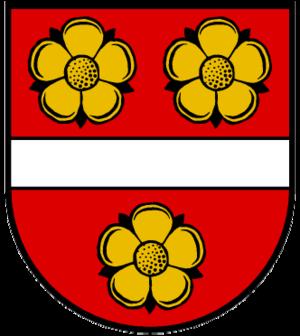 Leutenbach, Baden-Württemberg - Image: Wappen Leutenbach BW