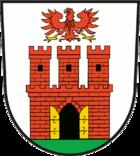 Das Wappen von Oderberg