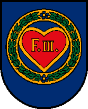 Reichenau im Mühlkreis - Image: Wappen at reichenau im muehlkreis