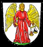 Das Wappen von Ludwigsstadt