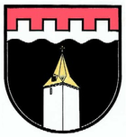 Coat of arms of the local community Ueß