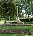 War Memorial, Evington, Leicester - geograph.org.uk - 455140.jpg
