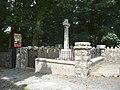 War memorial, Manorbier - geograph.org.uk - 928758.jpg