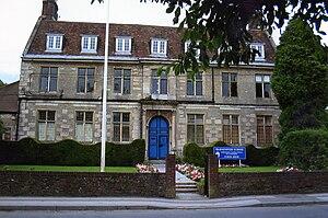 Warminster School - School House