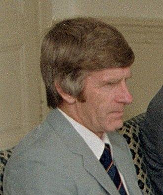 Warren Cooper - Image: Warren Cooper 1983