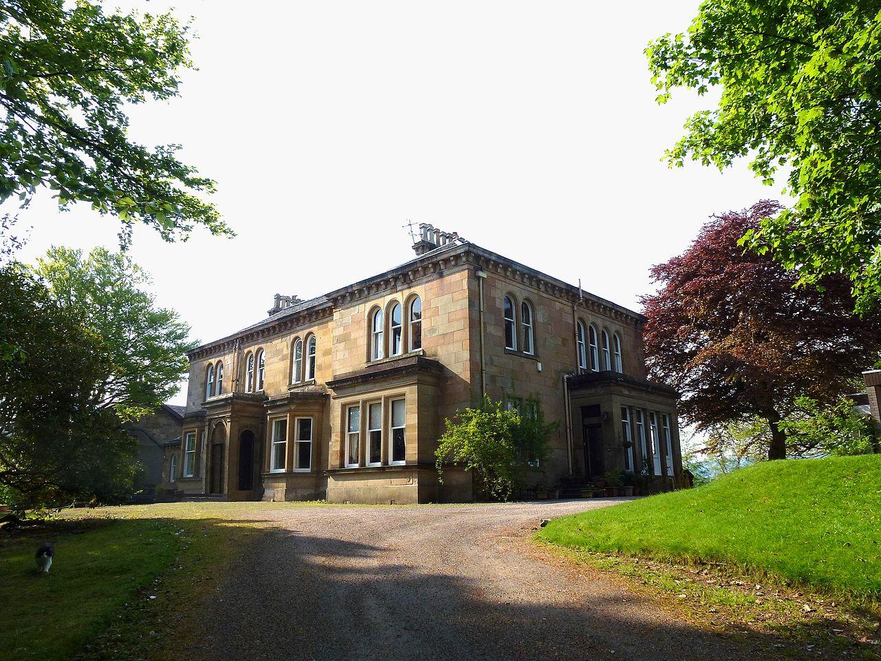 File warriston 16 main road paisley jpg wikipedia for Paisley house