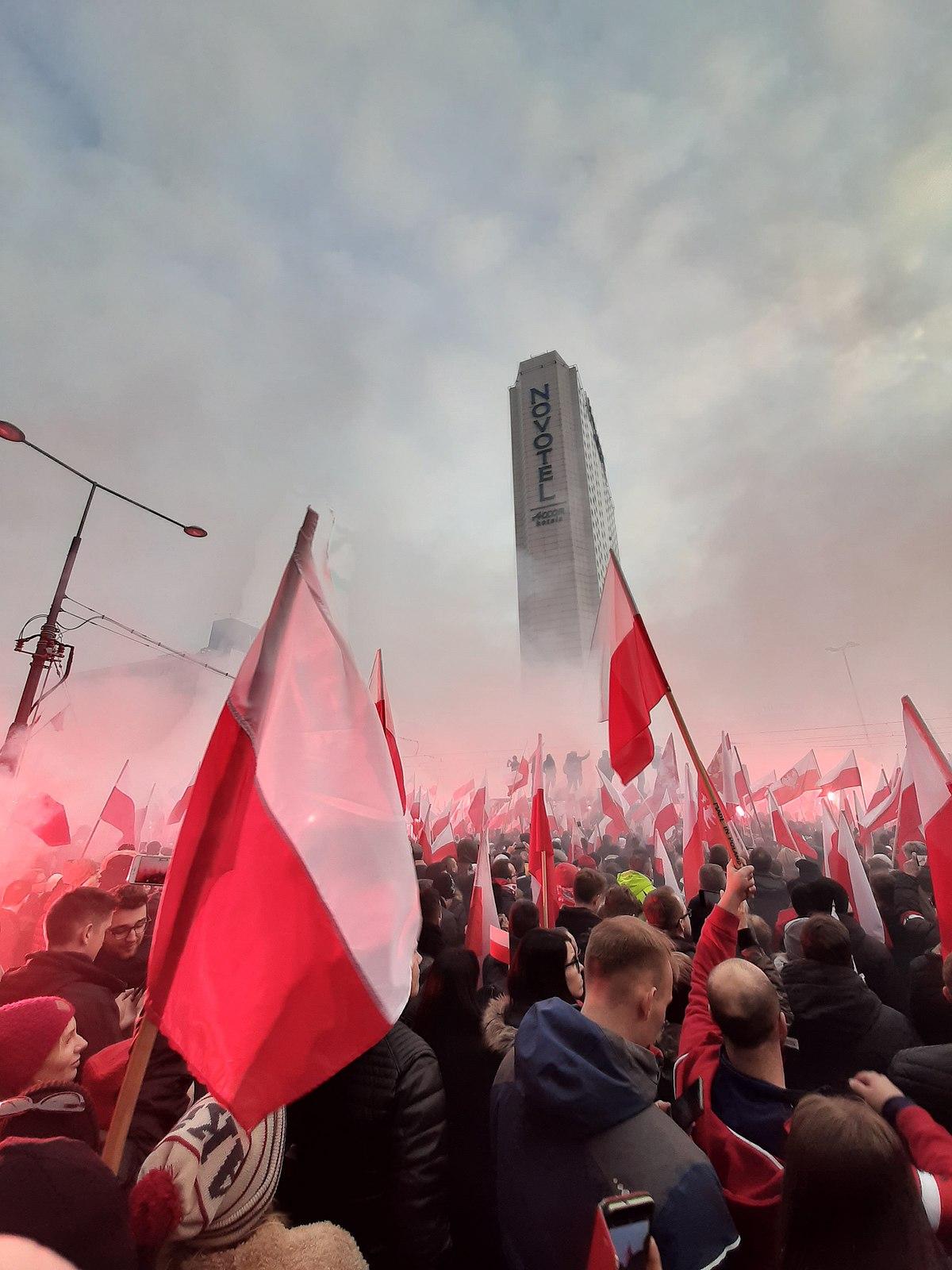 Marsz Niepodległości – Wikipedia, wolna encyklopedia