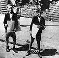 Warsaw Uprising by Tomaszwski - Newspaper boys.jpg