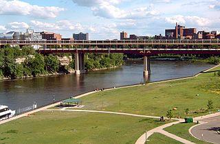 Washington Avenue Bridge (Minneapolis) bridge in Minneapolis, Minnesota