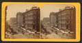 Washington Street, west from State (Dearborn) Street, from Robert N. Dennis collection of stereoscopic views.png
