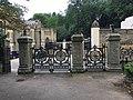 Waterlow Park entrance gates to Swains Lane.jpg