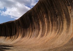Wave Rock - Image: Wave rock