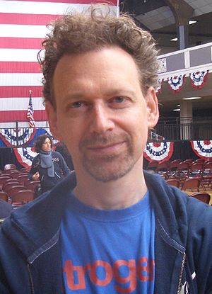 Wayne Kramer (filmmaker) - Kramer on the set of Crossing Over in 2007.