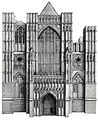 Wenceslas Hollar - Westminster Abbey. West front - trimmed and cleaned.jpg
