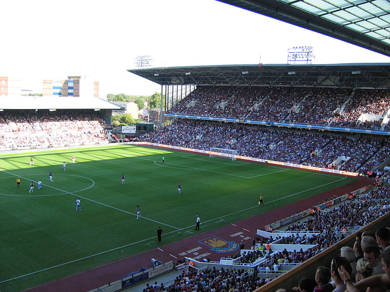 File:West Ham match Boleyn Ground 2006.jpg