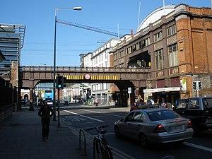 Westland Row - Westland Row, Dublin